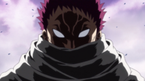 Child Katakuri With a Scarf