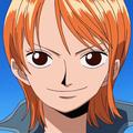 Nami Pre Timeskip Anime Portrait