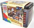 One Piece Mega Bloks Luffy & Shanks Box