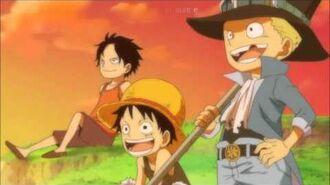 One Piece Opening 14 Fight Together
