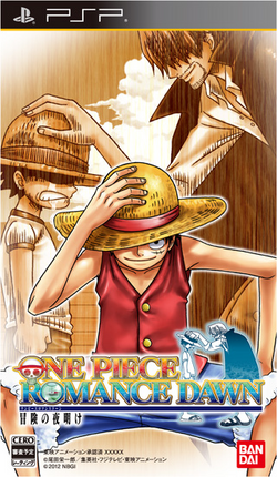 One Piece Romance Dawn Infobox