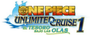 One Piece Unlimited Cruise 1 Spanish Logo