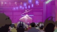 Robin danseuse