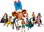 Salvat One Piece Figures