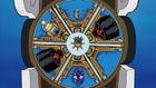 Soldier Dock vue de dessus
