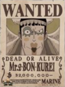 Bentham's Wanted Poster