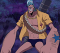 Franky Thriller Bark Arc Outfit