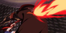Luffy Defeats World
