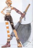Nami Battle-Axe