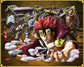 One Piece Treasure Cruise - Kidd (2)