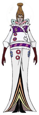 Saint Shalria Anime Concept Art