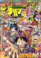 Shonen Jump 2010 numero 21-22