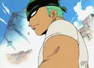 Zoro shot We Are!