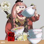 40.WEDDING VOWS