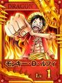 Carta Placa Dragon Rojo