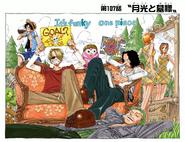 Coloreado Digital del Capítulo 107