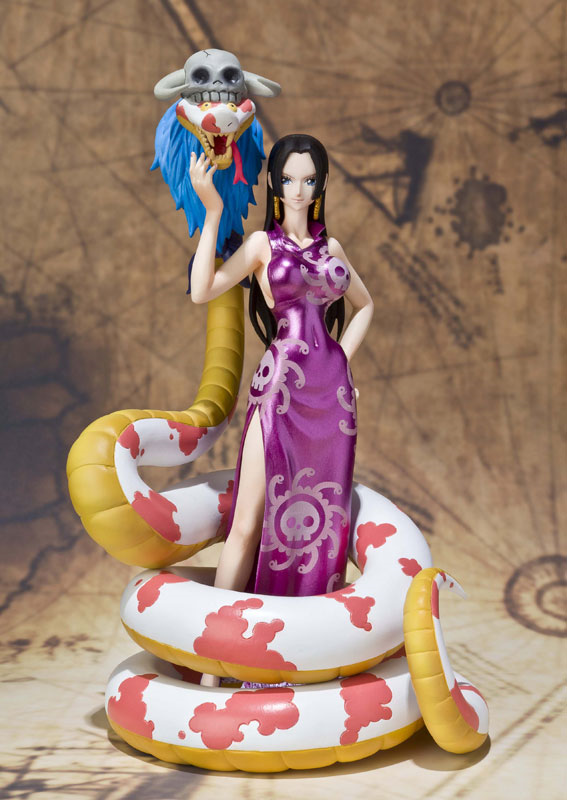 Figuarts Zero Boa Hancock and Salome