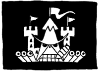 Fire Tank Pirates' Jolly Roger SBS