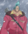 Franky Vegapunk's Lab Outfit