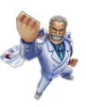 Garp OP Thousand Storm