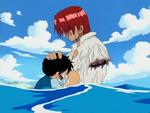 Lengan Asli Anime Shank