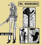 Mr Momora sbs