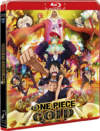 One Piece Film Gold blu-ray España