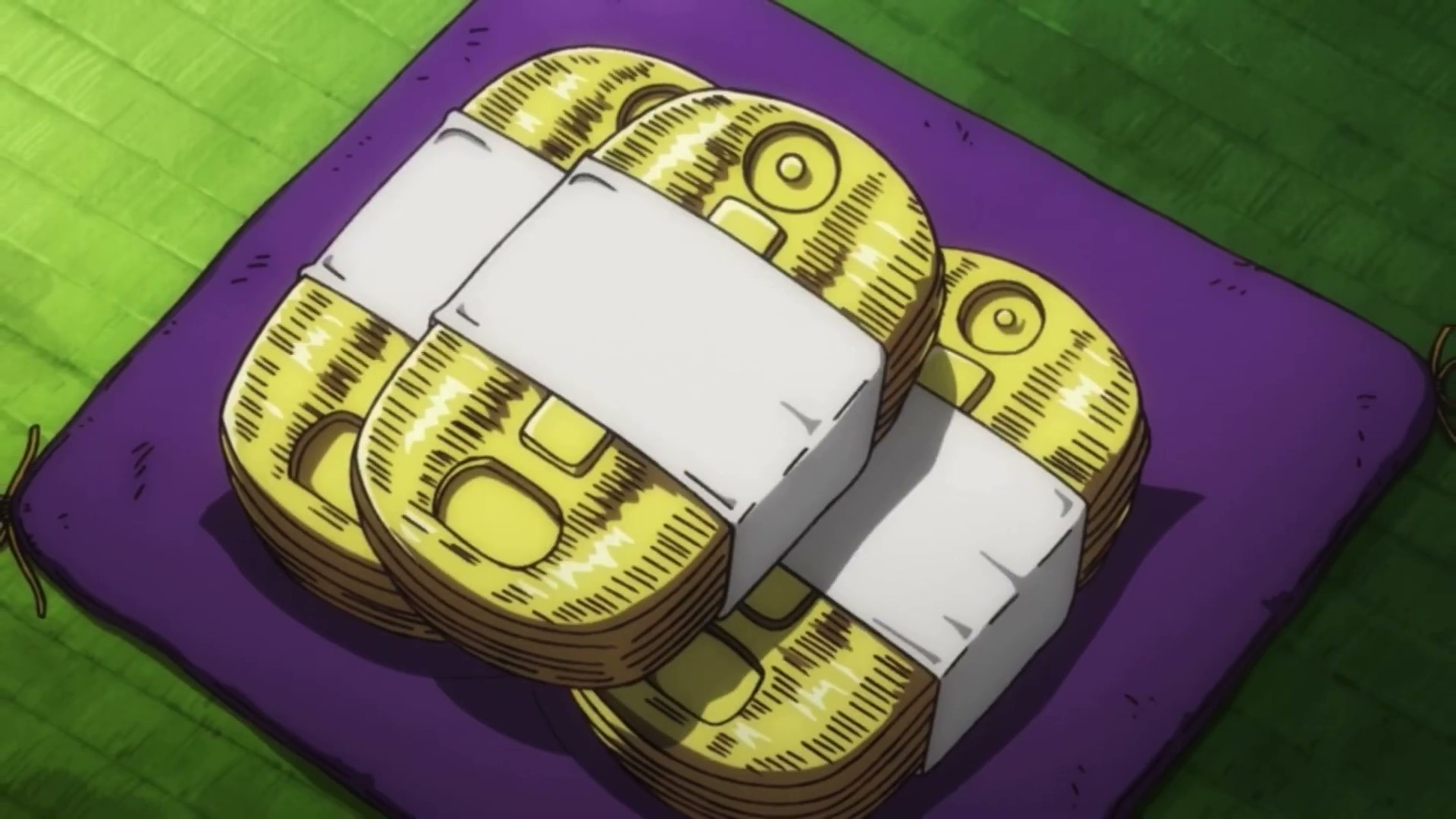 Wano Country's Gold