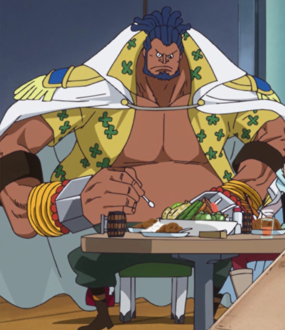 Ant De Bonham | One Piece Wiki | FANDOM powered by Wikia