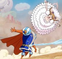 Daifuku repousse Pudding