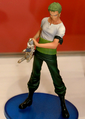 High Spec Coloring Figure Zoro