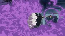 Luffy Defeats Caesar Clown