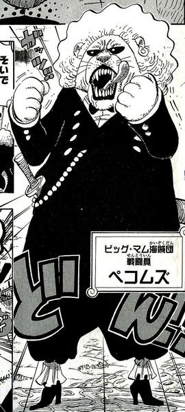 Pekoms Manga