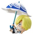 Petit Chara Land Parapluie Sanji