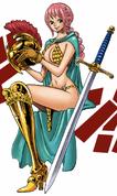 Rebecca Digital Colored Manga