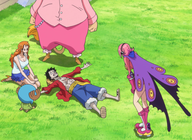 File:Reiju Visits the Straw Hats.png