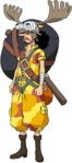 Usopp Stampede Outfit