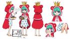 Anime Concept Art Сюгар