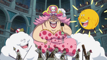 Big Mom capture Brook