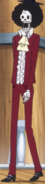 Brook First Wano Outfit