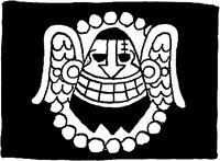 Fallen Monk Pirates' Jolly Roger SBS