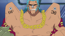 Franky's Shoulder Cannons