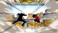 Luffy vs Lucci