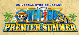One Piece Premier Summer Show Logo Infobox