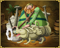 One Piece Treasure Cruise - Mr 4 (2)