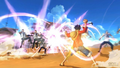 Pirate Warriors 2 Luffy vs Marine