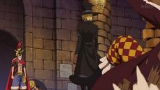 Sabo se encuentra con Luffy y Bartolomeo