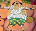 Usopp Obèse