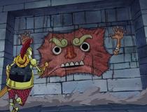 Wall Zombie