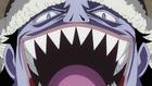 Arlong's Angry Eyes